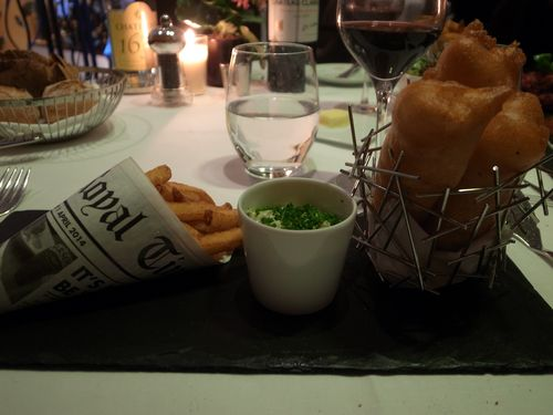 Paris, 114, fish and Chips